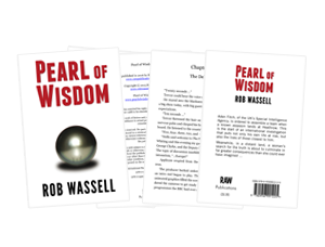 Rob Wassell's Book Pearl of Wisdom